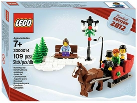 LEGO Exclusive Set #3300014 Holiday 2012 Limited Edition