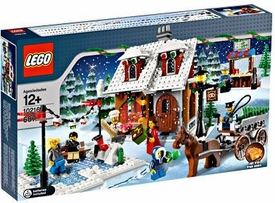 LEGO Exclusive Set #10216 Winter Village Bakery