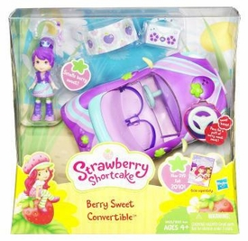 Strawberry Shortcake Hasbro Themed Playpack Berry Sweet Convertible