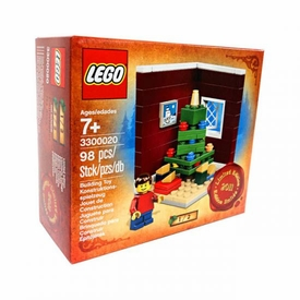 LEGO Exclusive 2011 Holiday Set #3300020 Christmas Morning #1