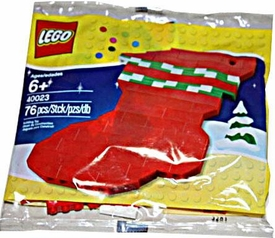 LEGO Mini Figure Set #40023 Holiday Stocking [Bagged]