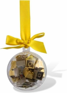 LEGO Set #853345 Holiday Ornament with Gold Bricks