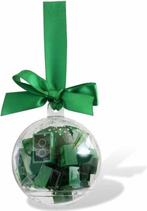 LEGO Set #853346 Holiday Ornament with Green Bricks