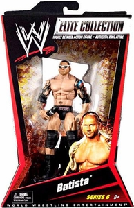 Mattel WWE Wrestling Elite Series 6 Action Figure Batista