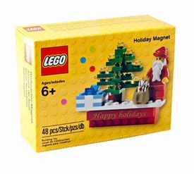 LEGO Set #853353 Holiday Scene Magnet