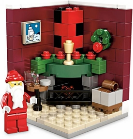 LEGO Exclusive Limited Edition 2011 Holiday Set #3300002 Christmas Morning #2