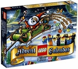 LEGO City Set #7904 2006 Advent Calendar