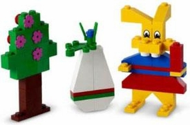 LEGO Seasonal Set #10168 Mrs. Easter Bunny