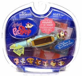 Littlest Pet Shop Digital Pen Monkey