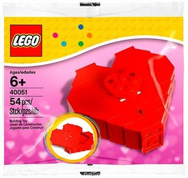 LEGO Creator Set #40051 Valentines Day Heart Box [Bagged]