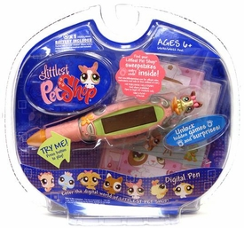 Littlest Pet Shop Digital Pen Bunny [Random Color]