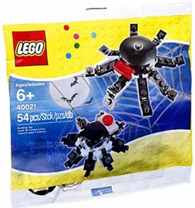 LEGO Halloween Set #40021 Spiders [Bagged]