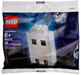 LEGO Exclusive Mini Figure Set #40013 Ghost [Bagged]