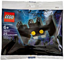 LEGO Exclusive Mini Figure Set #40014 Bat [Bagged]
