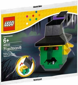 LEGO Halloween Set #40032 Witch [Bagged] BLOWOUT SALE!