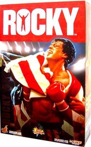 Rocky Hot Toys 12 Inch Deluxe Action Figure Rocky Balboa
