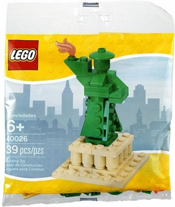 LEGO Creator Set #40026 Statue of Liberty [Bagged] BLOWOUT SALE!