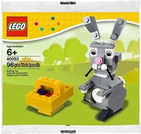 LEGO Seasonal Set #40053 Easter Bunny with Basket [Bagged]
