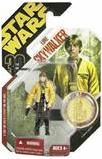 Star Wars 30th Anniversary Saga 2007 Action Figure Wave 2 Ultimate Galactic Hunt Luke Skywalker [Yavin Ceremony]