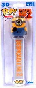 Funko POP! Despicable Me 2 Bookmark Carl