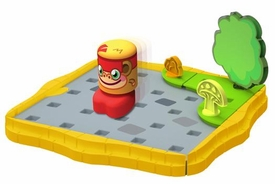 Moshi Monsters Bobble Bots Playset Cobblestone Corner Starter Set with Chop Chop [250 Rox]