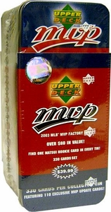 2003 Upper Deck MVP Baseball Set