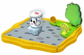 Moshi Monsters Bobble Bots Playset Cobblestone Corner Starter Set with Fifi [250 Rox]