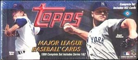 1999 Topps BaseballCards Factory Sealed Set