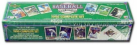 1990 Upper Deck Baseball Cards Factory Sealed Set