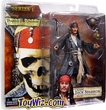 Pirates of the Caribbean Curse of the Black Pearl NECA Toys & Action Figures