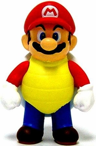 New Super Mario Brothers BanPresto Mini PVC Shell Mario