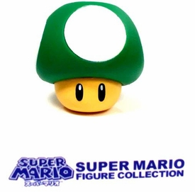 Super Mario Banpresto 2 Inch Mini Figure Collection Life Shroom