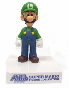 Super Mario Banpresto 3 Inch Mini Figure Collection Luigi