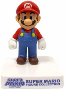 Super Mario Banpresto 3 Inch Mini Figure Collection Mario