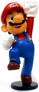 Super Mario LOOSE Mini 2 Inch PVC Figure Mario