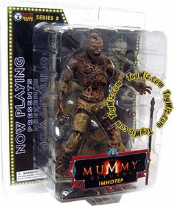Sota Toys Now Playing Series 2 Action Figure Imhotep the Mummy from The Mummy Returns