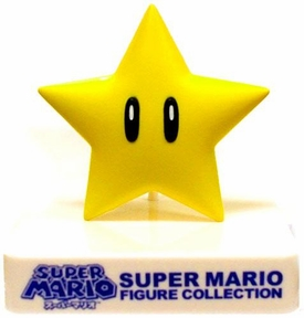 Super Mario Banpresto 2 Inch Mini Figure Collection Star