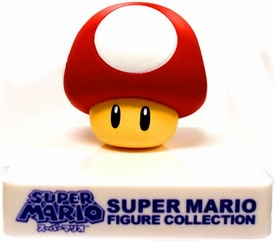 Super Mario Banpresto 2 Inch Mini Figure Collection Mushroom