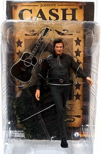 Sota Toys Music Action Figure Johnny Cash [Man In Black]