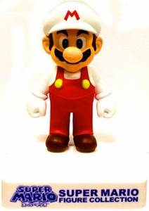Super Mario Banpresto 3 Inch Mini Figure Collection Fire Mario