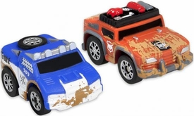Nano Speed Micro Car 2-Pack Nano Off-Road [RANDOM Cars!]