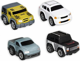 Nano Speed Micro Car 4-Pack Nano Off-Road [RANDOM Cars!]