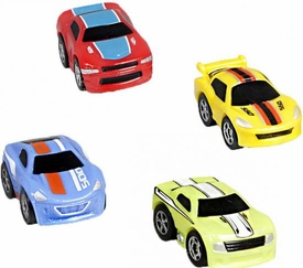 Nano Speed Micro Car 4-Pack Nano V8 [RANDOM Cars!]