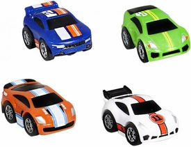 Nano Speed Micro Car 4-Pack Nano Super Car [RANDOM Cars!]