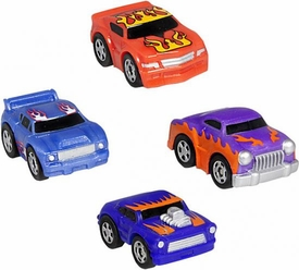 Nano Speed Micro Car 4-Pack Nano Rods [RANDOM Cars!]