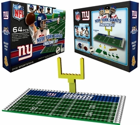 OYO Football NFL Generation 1 Team Field Endzone Set New York Giants
