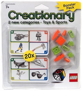 LEGO Games Creationary Booster Pack
