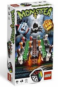 LEGO Games Set #3837 Monster 4