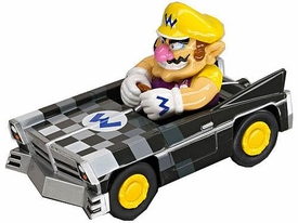 Mario Kart DS 3.5 Inch Pull & Speed Car #19302 Wario Brute
