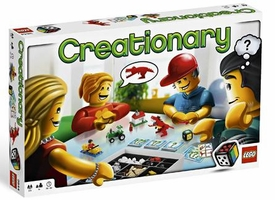 LEGO Games Set #3844 Creationary